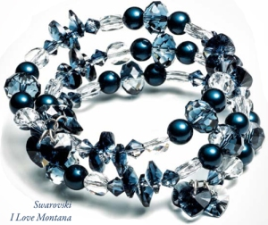 Make this Swarovski Design Bracelet