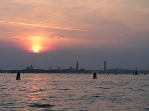 Murano, Venice, Sunset Venice