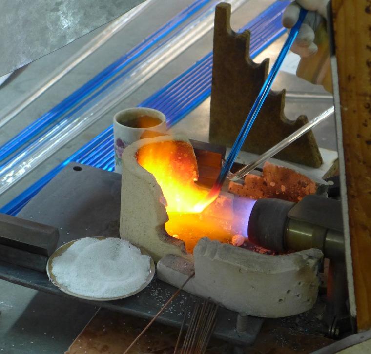 Venetian Glass Beads,Torch,Lampwork Beads,Lampwork,Murano Bead Making