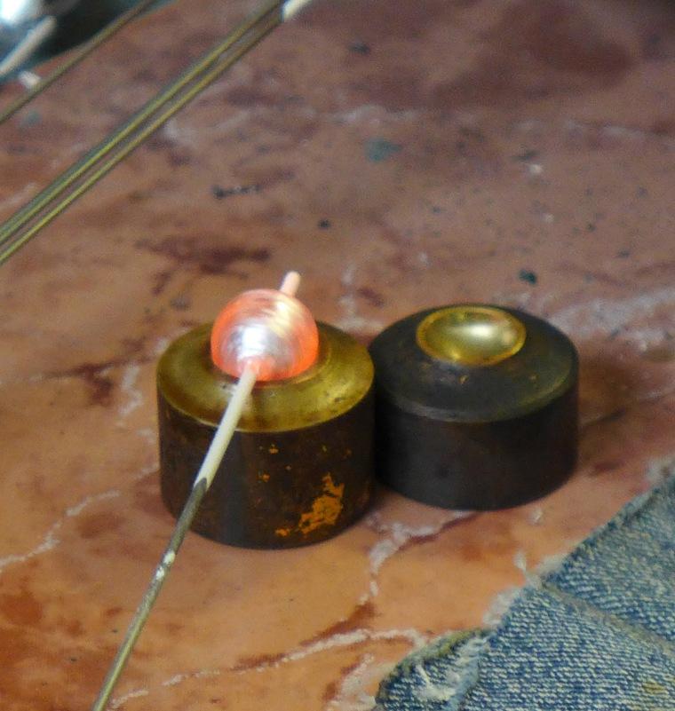 Venetian Glass Bead,Round Murano Glass Beads,Murano Beads,Lampwork