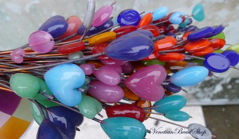 Murano Glass Beads,Handmade Beads, Lampwork Beads,Venetian Beads
