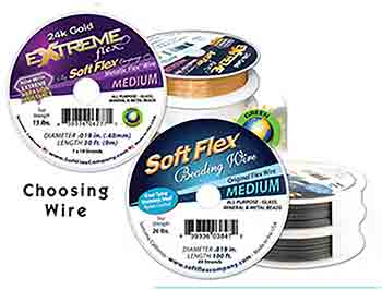 SoftFlex Wire,Beadalon Wire,SoftTouch Wire