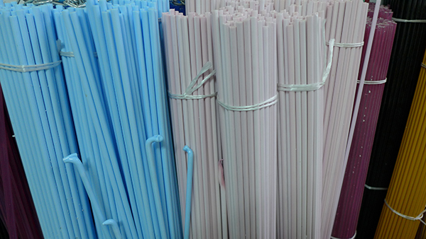 Bundles of Effetre Canes