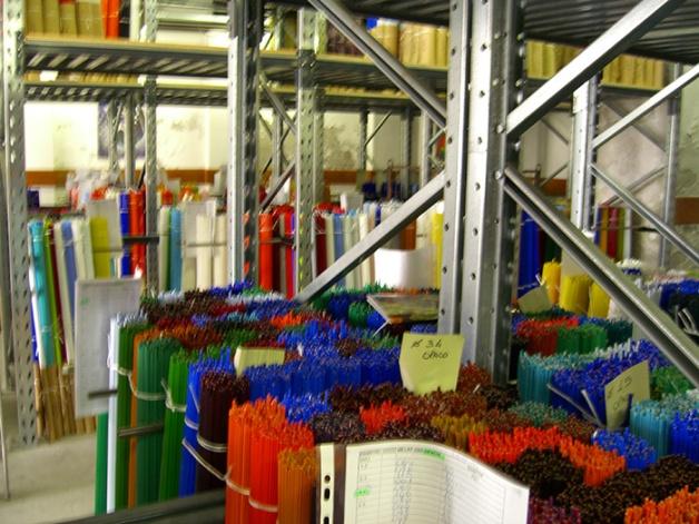 A Peek Inside the Effetre Factory