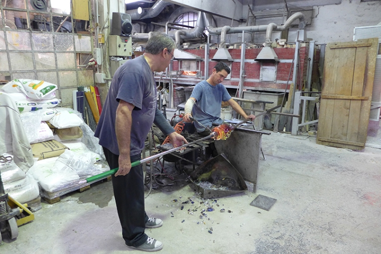 Tagliapietra Furnace, Murano Furnace,Glass Furnace