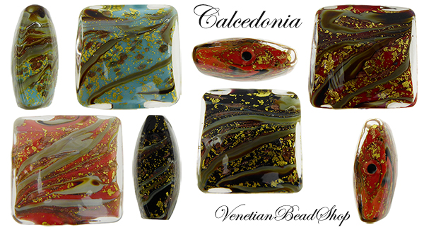 New Calcedonia at VenetianBeadShop
