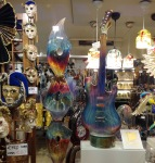 Calcedonia Murano Glass Sculptures,Rosin,San Marco Square,Venetian Glass