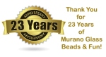 Venetian Bead Shop Celebrates 23 Years!