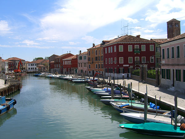 Murano Canal,Murano Island,Murano Glass,Venetian Glass,Venice,Murano