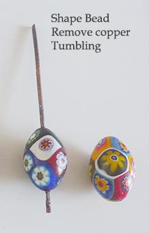 Millefiori Beads,Mosaic Beads,Murano Glass Beads,Making Beads,Millefiori Canes