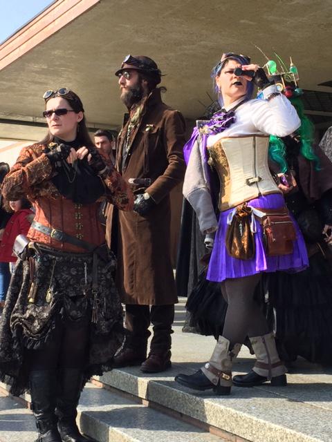 Steam Punk Costumes,Carnival Venice,Carnevale Venezia,